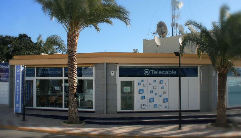 Telecable La Marina