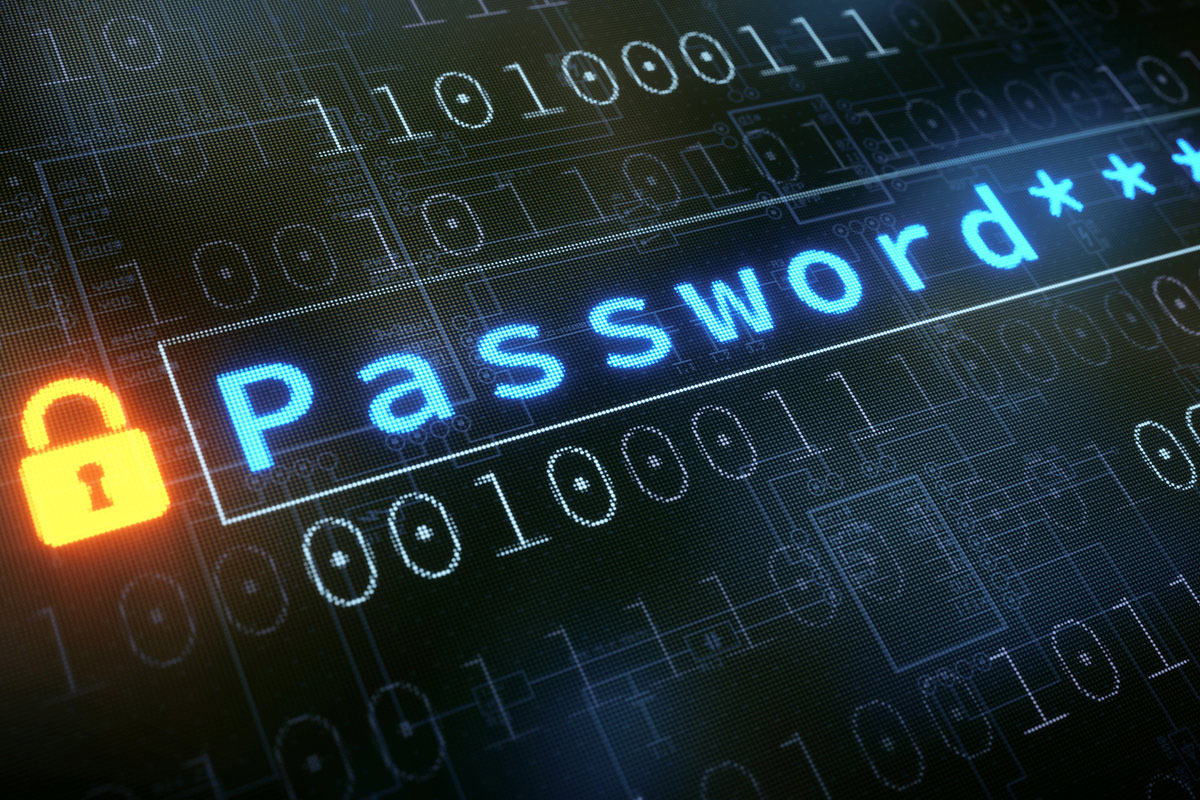Will the traditional passwords disappear?