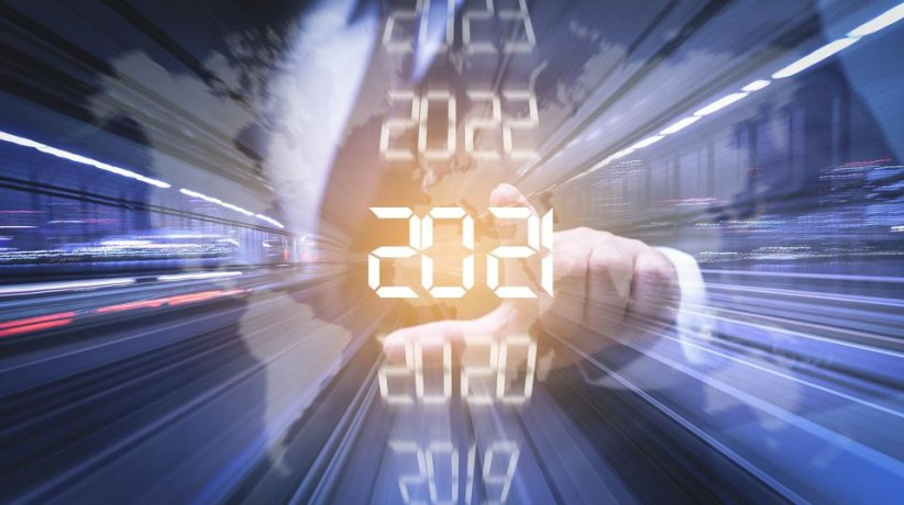 Top 5 en tendencias tecnológicas 2021