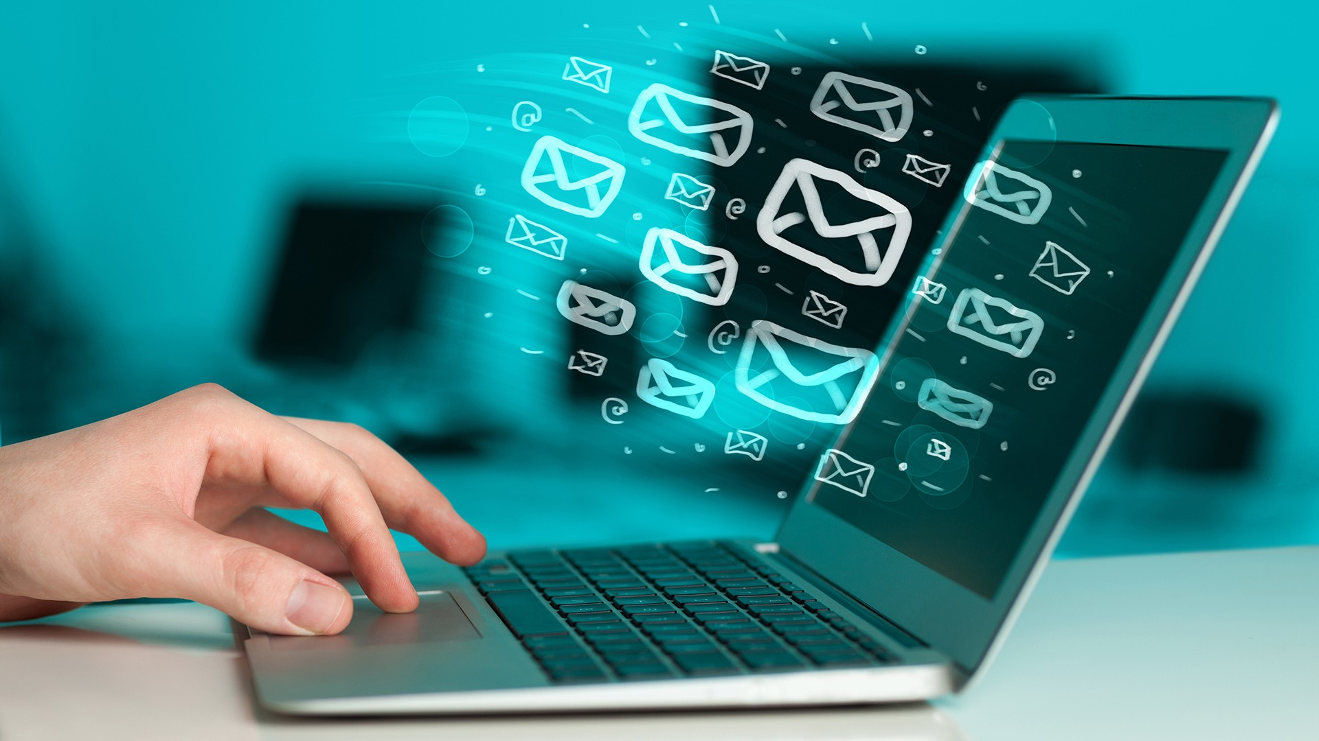 Emails can breach the security of our data